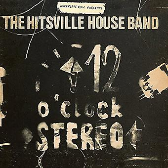 Wreckless Eric Presents the Hitsville House Band - 12 O'Clock Stereo [CD] USA import