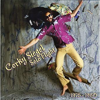 Corky Siegel - 1975-80-Solo Flight [CD] USA import