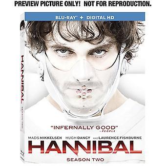 Hannibal - importación de Estados Unidos 2 de temporada de Hannibal [BLU-RAY]