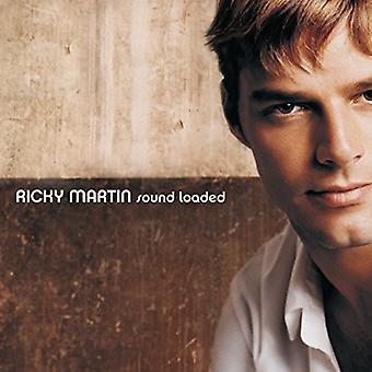 Ricky Martin - Sound Loaded (Gold Series) [CD] USA import