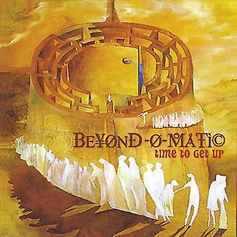 Beyondomatic - Time to Get Up [CD] USA import