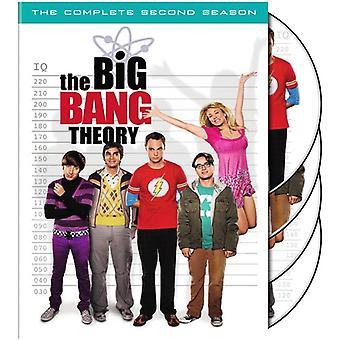 Big Bang Theory - Big Bang Theory: Season 2 [DVD] USA import