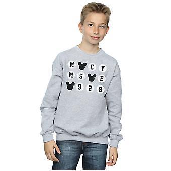 Disney Boys Mickey Mouse 1928 Circles Sweatshirt