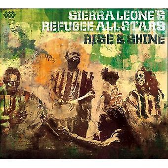 Sierra Leones flygtning All Stars - anledning & glans [CD] USA import