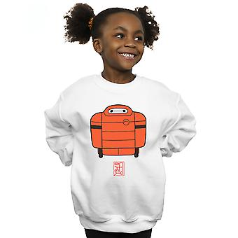 Disney piger Big Hero 6 Baymax Suit Sweatshirt