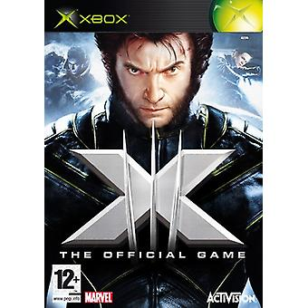 X-Men The Official Game (Xbox) - New