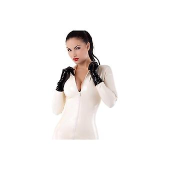Moulded Latex Wrist Gloves