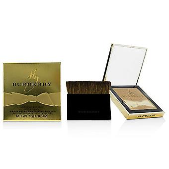 Burberry Gold hehku hajustettuja Luminising jauhe Limited Edition - # nro 02 kullan hohto - 10g/0,3-oz