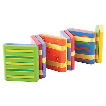 Bigjigs speelgoed houten traditionele Jacobs Ladder vuller van de kous Xmas Christmas