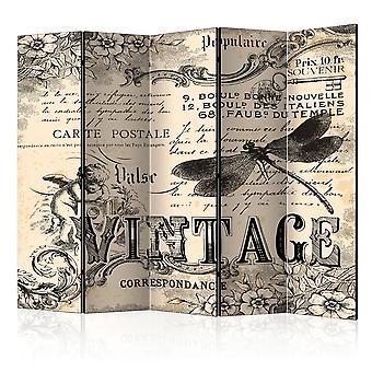 Skærmvæg - Vintage Correspondence II [Room Dividers]