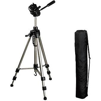 Hama Star 62 Tripod 1/4 Working height=64 - 160 cm Champagne incl. bag, Level