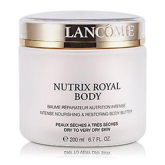 Lancome Nutrix Royal Body Intense Nourishing & Restoring Body Butter (dry To Very Dry Skin) - 200ml/6.7oz