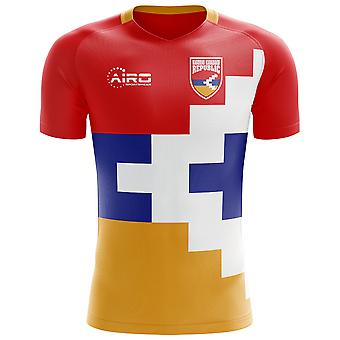 2018-2019 Nagorno Karabakh Home Concept Football Shirt