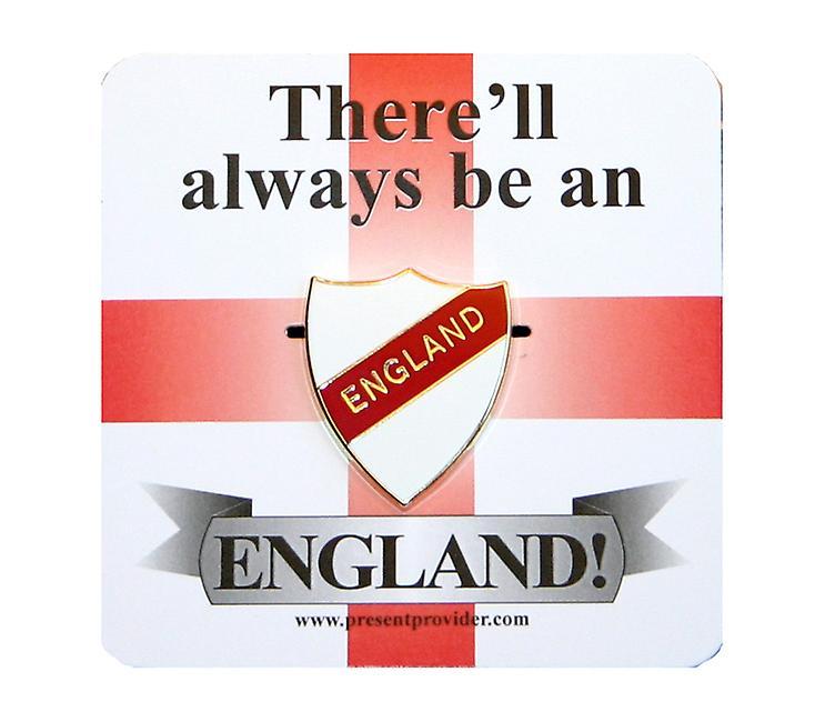 Bouclier de l'Angleterre Badge - Soutenez votre pays!