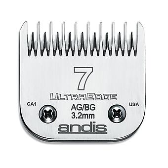 Andis UltraEdge Universal Grooming Clipper A5 Type Snap On Blade - No 7