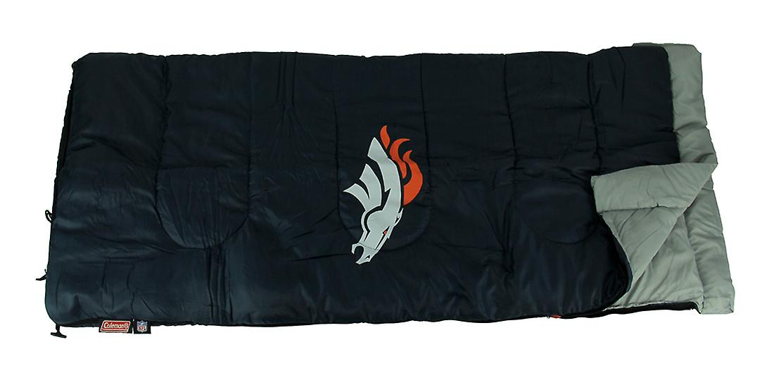 Coleman Denver Broncos Youth Sleeping Bag