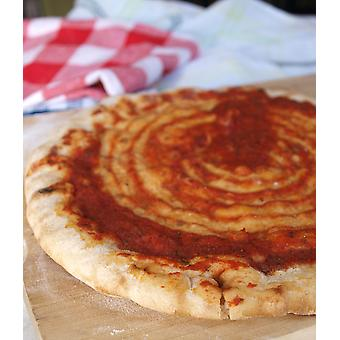 Pan Artisan Frozen 11inch Woodfired Sauced Pizza Bases