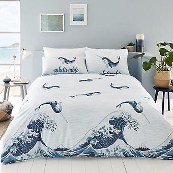 Narwhal Duvet Cover Set