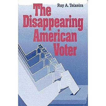 De verdwijnende Amerikaanse kiezer door Ruy A. Teixeira - 9780815783039 Bo