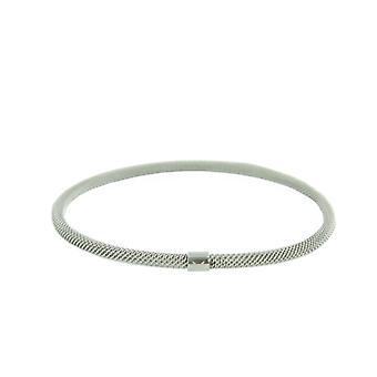 Skagen Damen Armreif Armband Milanaiseband silber JGSS020SM