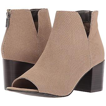 Kenneth Cole Reaction Womens Ride Fast Open Toe Ankle Fashion Boots
