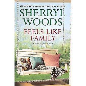 Feels Like Family: Sweet Magnolias (Sweet Magnolias Novels)