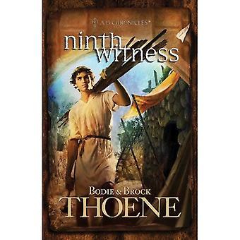 Nona testemunha (r. D. Chronicles)