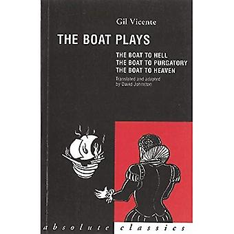 Boat Plays : The Boat to Hell, The Boat to Purgatory, and The Boat to Heaven