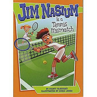 Jim Nasium er en Tennis uoverensstemmelse