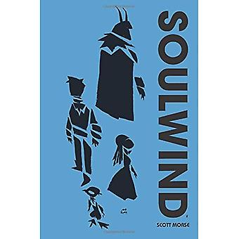 Soulwind, Hardcover Edition