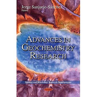 Advances in Geochemistry Research (Geology and Mineralogy Research Developments: Earth Sciences in the 21st Century)