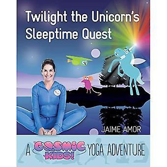 Twilight the Unicorn's Sleeptime Quest: A Cosmic Kids Yoga Adventure