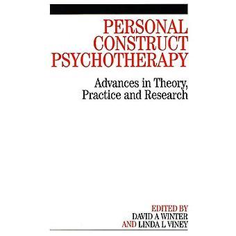 Persoonlijke Construct Psychotherapie: Vooruitgang in theorie, praktijk en onderzoek