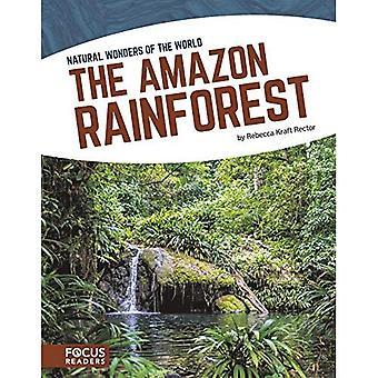 Merveilles naturelles: Forêt amazonienne