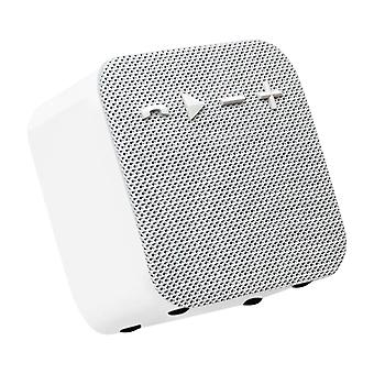 Wireless Bluetooth 4.0  Minispeaker HD Sound Jack 3.5mm Plug Remax - White