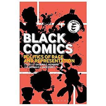Noires bandes dessinées par Howard & Sheena C.