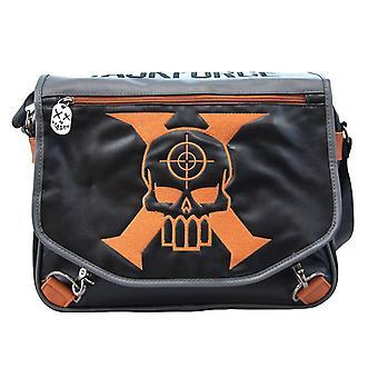Taskforce-X Suicide Squad Courier Bag