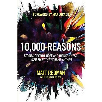 10 -000 Reasons - Stories of Faith - Hope - and Thankfulness Inspired