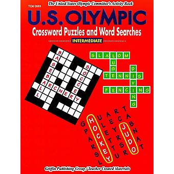 US Olympic Crossword Puzzles and Word Searches - Intermediate - Interme