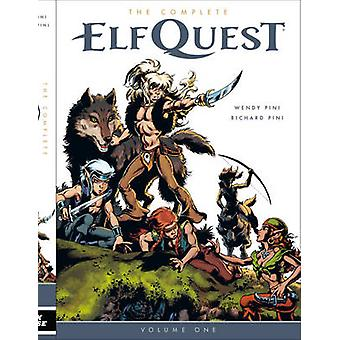 The Complete Elfquest - Volume 1 by Rick Pini - Wendy Pini - 978161655