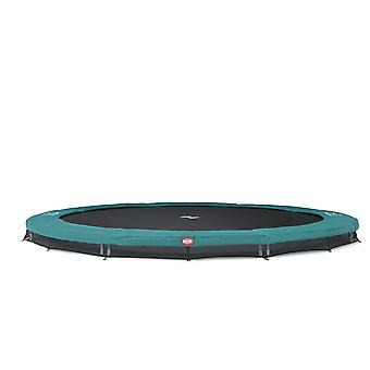 BERG InGround 270 9ft Trampoline sport serie groen kampioen