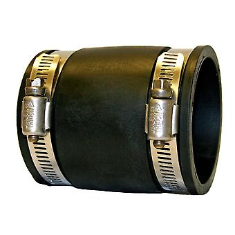 Evolution Aqua Straight Eazy Connector 3inch
