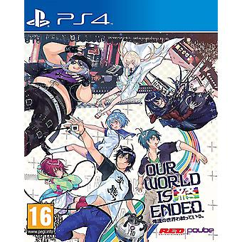 Our World Is Ended Day One Edition PS4 Game