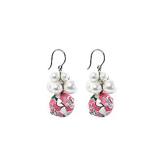 Belle Etoile Botanique Pink Earrings 3030911001