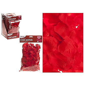 Fabric Decorative Rose Petals