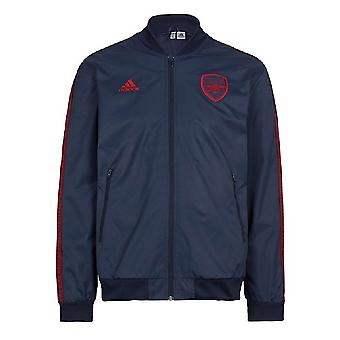 2019-2020 Arsenal Adidas Anthem Jacket (Navy)-barn