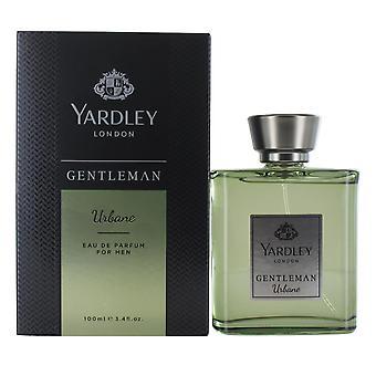 Yardley Gentleman Urbane 100ml Eau de Toilette Spray for Men
