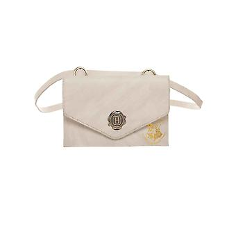 Harry Potter Handbag Letter from Hogwarts Envelope Seal new Official White