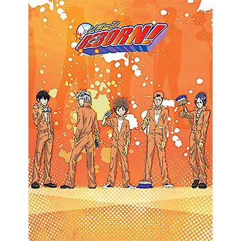 Blanket - Reborn! - New Vongola Work Clothes Toys Anime Fleece ge57654