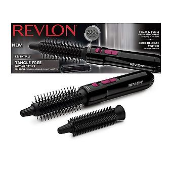 Revlon RVHA6017UK curl release 200 watt Tangle gratis varmluft Styler